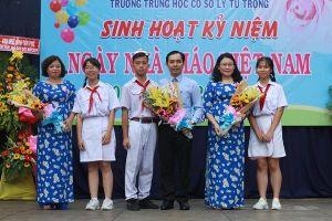 Trường THCS Lý Tự Trọng (Gò Vấp): Ngôi trường mang tên người đoàn viên đầu tiên