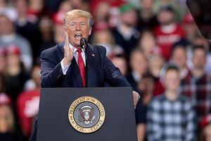 Một năm đầy sóng gió của Tổng thống Trump
