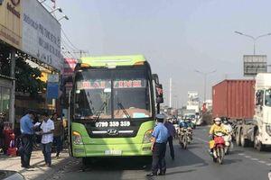 Trong 6 ngày, Thanh tra giao thông TP.HCM xử lý 238 vụ vi phạm dịp Tết 2020