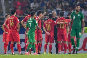 Không cam chịu thất bại trước U23 Saudi Arabia, U23 Thái Lan khiếu nại lên AFC