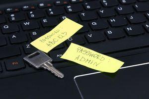 Quên đổi mật khẩu, công ty mất dữ liệu suốt 2 năm