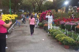 Hoa giảm giá sớm