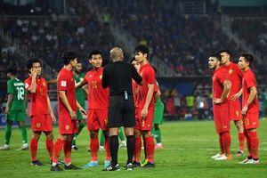 AFC chính thức bác đơn của Thái Lan về công tác trọng tài