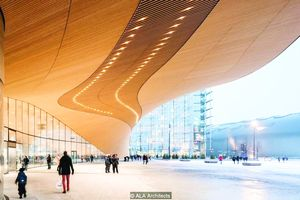 9 thư viện đương đại đặc sắc nhất thế giới