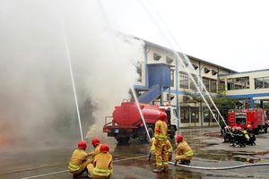 Đảm bảo an toàn phòng cháy, chữa cháy dịp tết