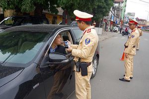 CSGT Thái Nguyên đảm bảo TTATGT cho nhân dân vui Tết, đón Xuân