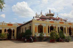 Độc đáo ngôi chùa của chị Công tử Bạc Liêu