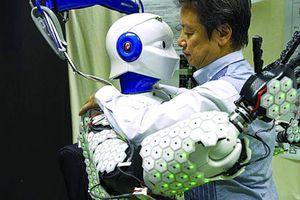 Robot sắp có 'da' như con người