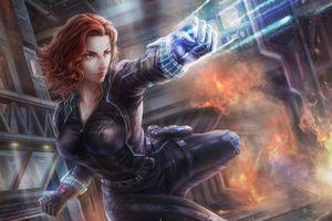 Marvel đếm ngược 100 ngày trước khi Black Widow ra rạp bằng đoạn teaser mới!