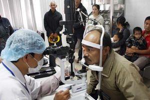 Orbis triển khai dự án 5 tỷ nâng cao chất lượng chăm sóc mắt cho người dân Đồng Nai