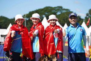 Phía sau những tấm huy chương của thể thao Hà Nội tại SEA Games 30