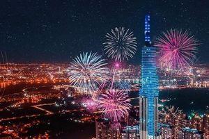 Những điểm xem pháo hoa tuyệt đẹp ở Hà Nội - Sài Gòn