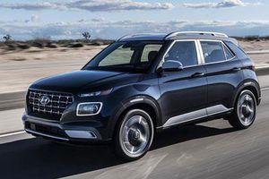 Chi tiết SUV nhỏ nhất của Hyundai vừa ra mắt thị trường Đông Nam Á