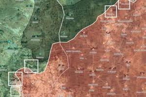 SAA xé toạc phòng tuyến Idlib, Mỹ chặn tướng Nga