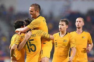 U23 Australia - U23 Uzbekistan: Quyết thắng vì vé dự Olympic 2020