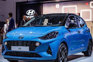 Hyundai i10 2020 tại châu Âu vẫn ưu việt hơn nhiều so với phiên bản châu Á