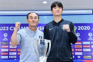 HLV Hàn Quốc nói gì trước trận chung kết U23 châu Á?
