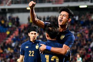 U23 Thái Lan dứt điểm hiệu quả nhất giải châu Á dù bị loại sớm