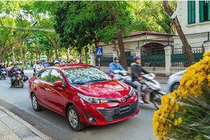 Điều chưa từng xảy ra với thị trường xe Việt