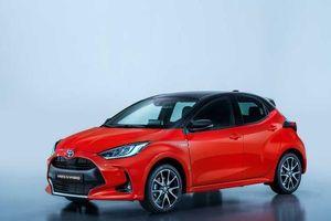Toyota gây 'sốt' với 2 mẫu ô tô đẹp long lanh, giá bán từ hơn 400 triệu đồng