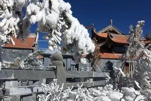 Tin thời tiết hôm nay 28/1: Rét đậm, đỉnh Fansipan có thể xuất hiện băng tuyết