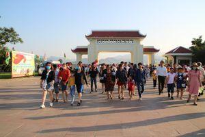 Ngọt mát nước giếng cổ ở Bảo tàng Quang Trung