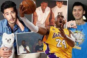 Bức ảnh Kobe Bryant và Cao Dĩ Tường chụp với nhau gây xúc động: Hy vọng cùng Cát Triết lập đội bóng rổ thiên đường mạnh nhất