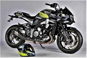 Suzuki Katana phiên bản đặc biệt ra mắt