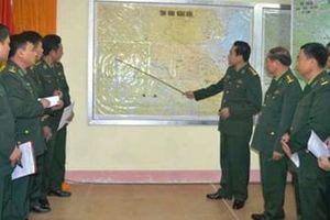 Đại tá Võ Trọng Hải: 'Hổ tướng' trấn biên