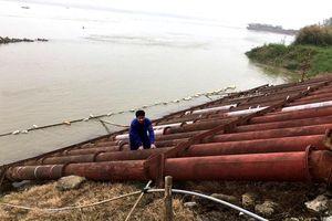 Sẽ điều chỉnh các đợt xả nước phục vụ sản xuất vụ xuân 2020