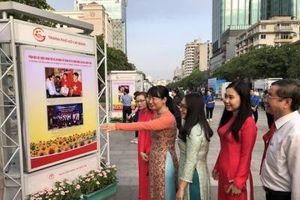 Triển lãm chuyên đề 'Đảng Cộng sản Việt Nam - Sáng mãi niềm tin'
