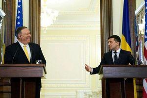 Tổng thống Zelensky: Mỹ là đồng minh chủ chốt trong bảo vệ chủ quyền của Ukraine