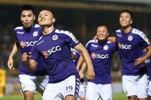 CLB Hà Nội vượt mặt đội bóng của tiền vệ lừng danh Iniesta