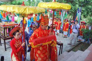 Hấp dẫn Lễ hội Bà Thu Bồn