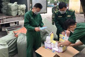 Liên tục phát hiện các vụ 'tuồn' khẩu trang y tế sang Trung Quốc bán kiếm lời