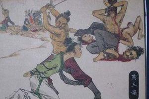 Các kiểu xử chết tàn bạo ở Trung Quốc xưa