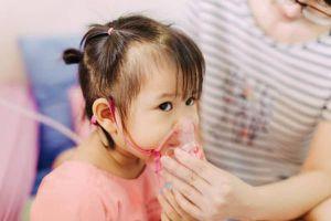 Ngừa bệnh hô hấp ở trẻ nhỏ