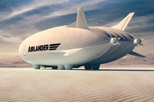 Cận cảnh chiếc phi cơ lớn nhất thế giới