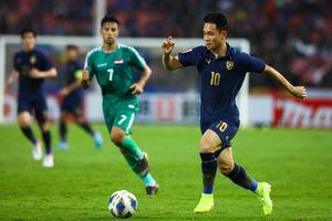 Pha solo của Supachok vào top 3 bàn thắng đẹp tại giải châu Á