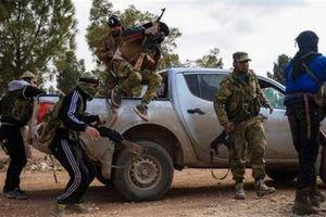 Phiến quân Syria thảm bại trên chiến trường Libya