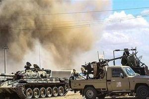 Pháp và Thổ Nhĩ Kỳ cãi nhau vì Libya