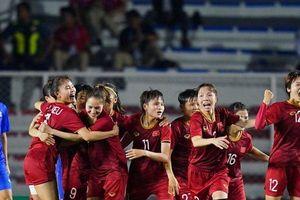 ĐTQG nữ Việt Nam và cơ hội lớn tham dự Olympic Tokyo 2020