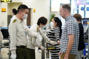 Cảng HKQT Nội Bài tăng cường phòng dịch viêm đường hô hấp cấp