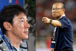 HLV Indonesia: 'Tôi đang rất nóng lòng được đối đầu với HLV Park Hang Seo'