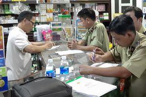Kiên Giang: 1 quầy thuốc tăng giá khẩu trang bất hợp lý