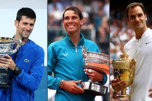 Federer, Nadal, Djokovic: Ai mới là tay vợt vĩ đại nhất?