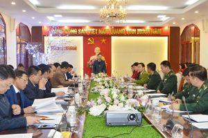 Móng Cái: Tăng cường công tác kiểm tra, giám sát của Đảng