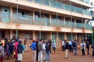 Giẫm đạp ở trường tiểu học Kenya, 14 học sinh thiệt mạng