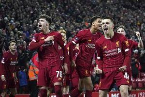 Liverpool đối đầu Chelsea tại FA Cup