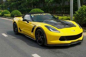 Siêu xe Chevrolet Corvette Z06 chỉ hơn 4,5 tỷ ở Sài Gòn